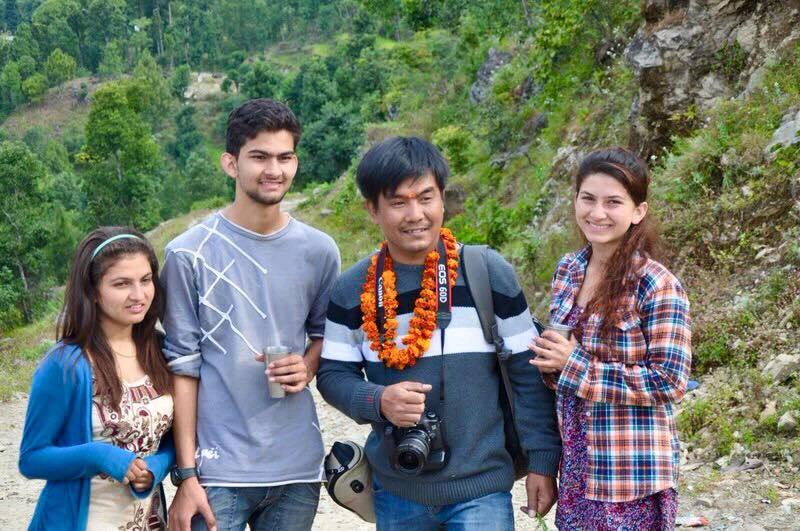 Jhabaraj' kinderen