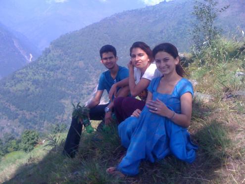 Kinderen van Jhabaraj