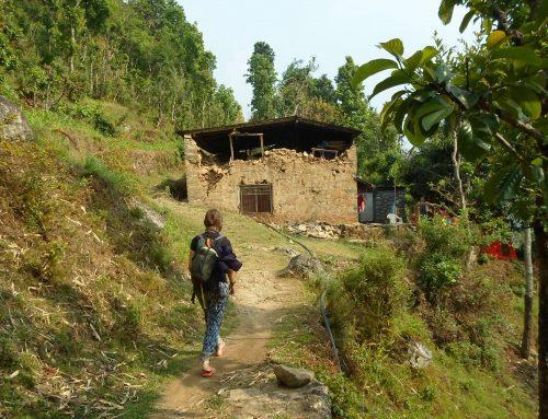 Hoe ging het na de aardbeving in Nepal?